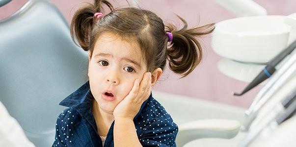 Problemas dentales más frecuentes en los niños