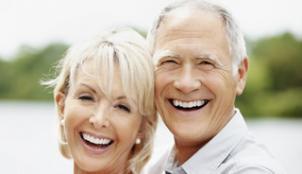 Salud bucodental en personas mayores de 60.