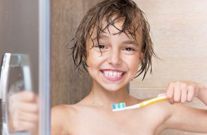 Hábitos de higiene dental