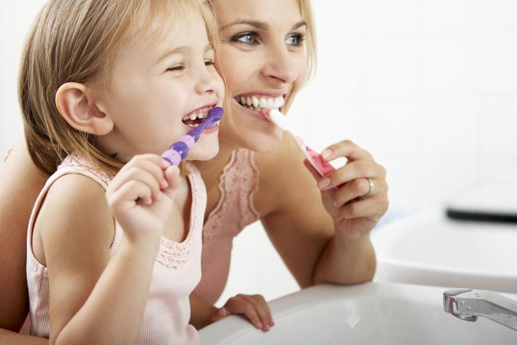 El papel fundamental de los padres; prevención en salud dental.